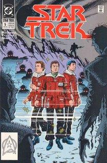 Star Trek (DC) vol. 2 #5
