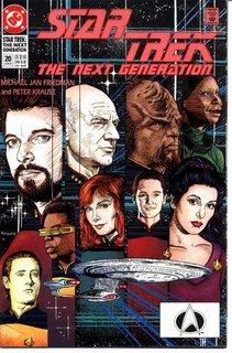 Star Trek: The Next Generation (DC) vol. 2 #20