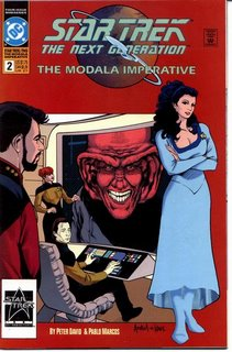 Star Trek: The Next Generation – The Modala Imperative #2