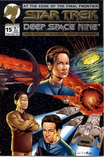 Star Trek: Deep Space Nine (Malibu) #15