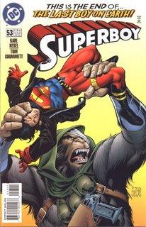 Superboy #53