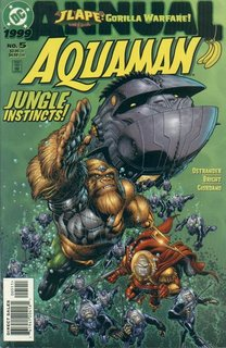 Aquaman Annual #5