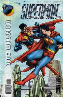 Superman: Man of Tomorrow #1000000