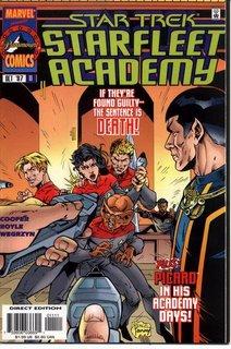 Star Trek: Starfleet Academy #11