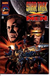 Star Trek / X-Men #1
