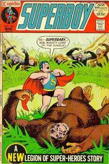 Superboy #183 cover