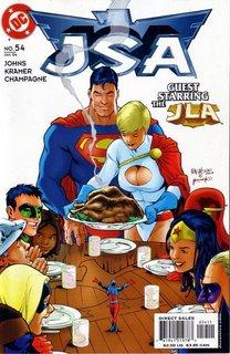 JSA #54 cover