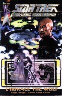 Star Trek: The Next Generation -- Embrace the Wolf