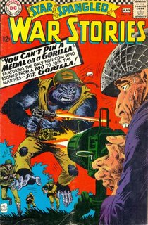 Star Spangled War Stories #126