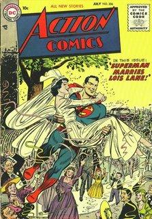 Action Comics #206