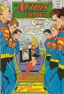 Action Comics #366