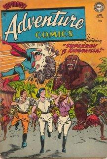 Adventure Comics #196
