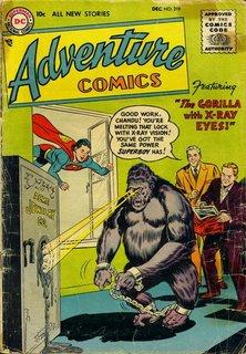 Adventure Comics #219
