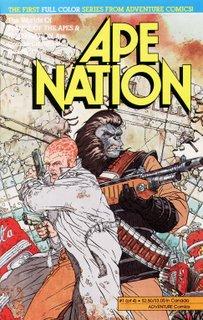 Ape Nation #1