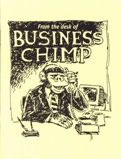 From the Desk of Business Chimp