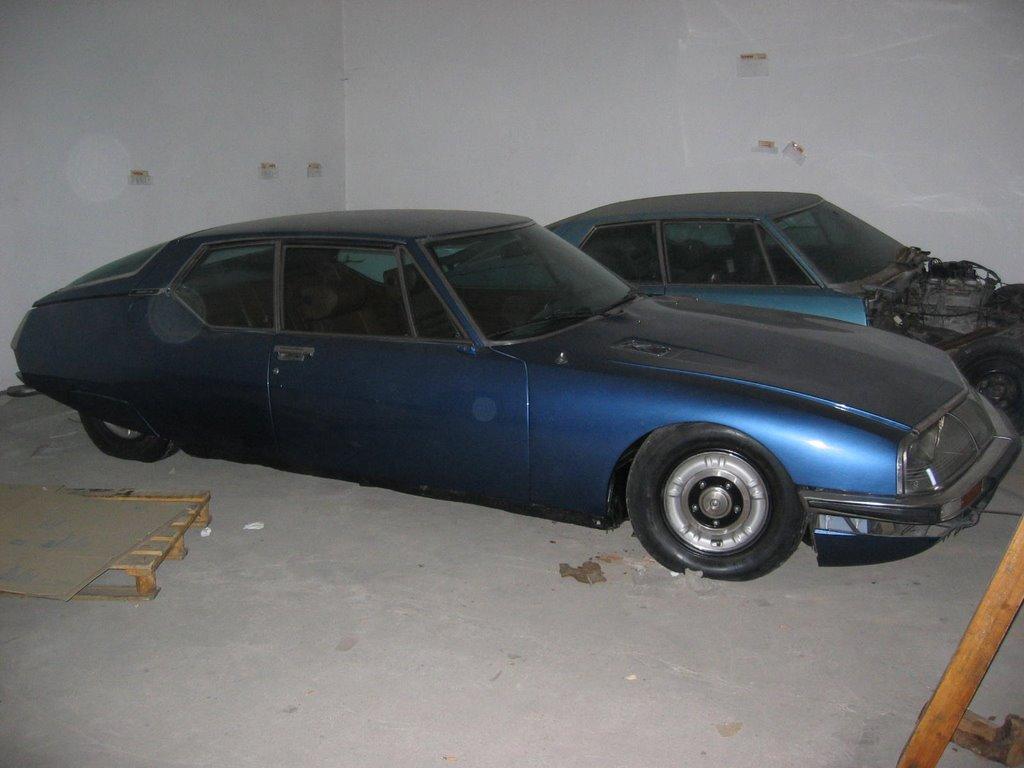 Clássicos e não só!: O carro que me fez vender o DS21IE. #356396 1024x768