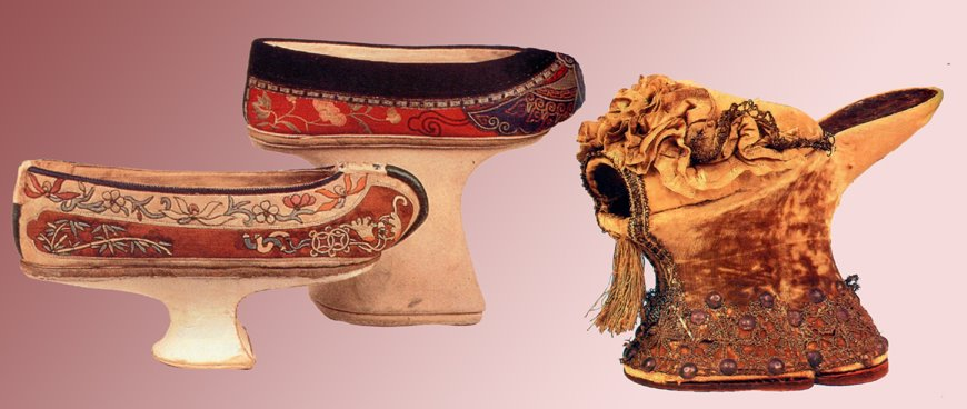 16th Century Shoes 16th-century Venice Shoes