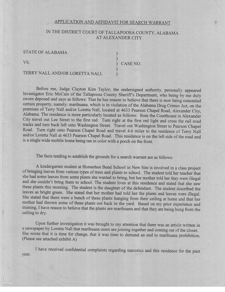 Alabama tallapoosa county - Then They Lied About It Couldn T Produce It In Court It Was Exhibit A And Claimed The Letter Was Stolen From Their File By One Of My Defense Attorney S