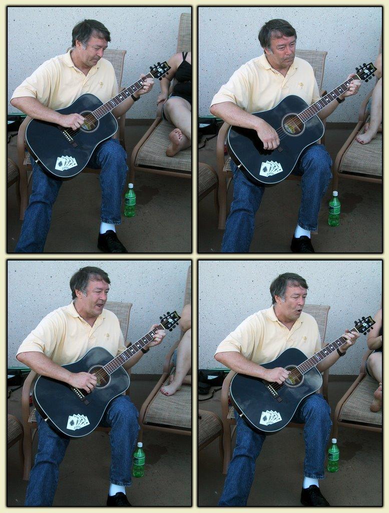 Denny Makes Music