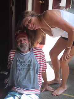 Rob and Georgia