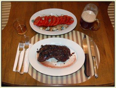 Bachelor Dinner