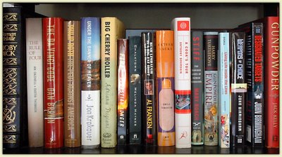 The Elisson Bookshelf