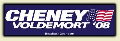 Cheney-Voldemort