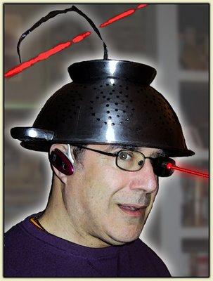 Colander Borg-Man!