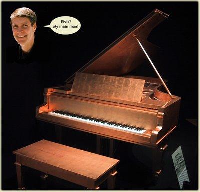 Elvis's Piano
