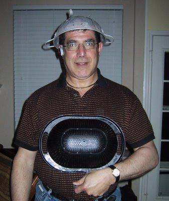 Colander Borg-Man
