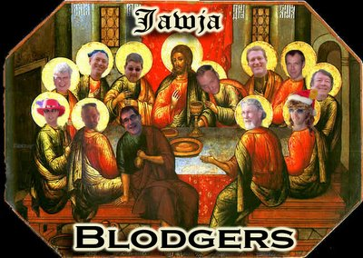 Jawja Blodgers!