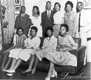 Little Rock Nine - September 1957