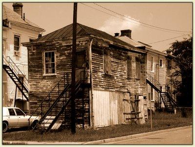 Savannah residence