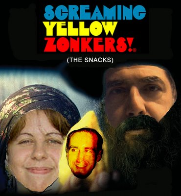 Screaming Yellow Zonker