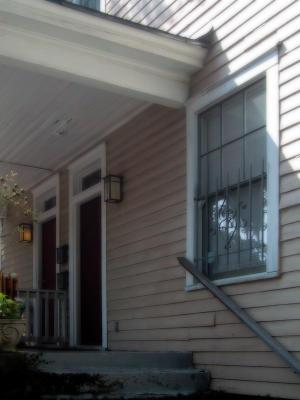 Savannah residence.