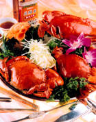 Hairy Crabs!