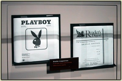 Braille Playboy