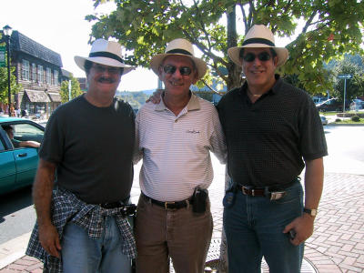 The White Hat Posse - 2005
