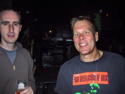 Z-Man and Eric Svalgard
