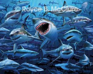 Dangerous Waters 3D Jigsaw Puzzle