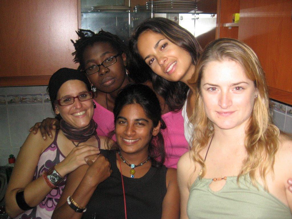 Mozambique ladies