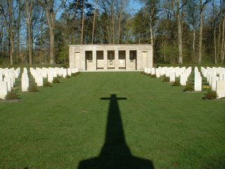 Sage War Cemetery - Click to enlarge