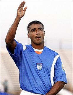 romario Romario saying goodbye to Miami, and hello to Australia?