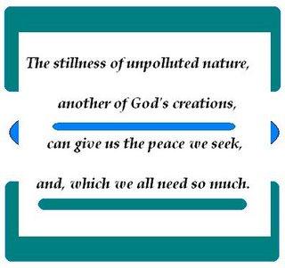 god's creation, nature's stillness, peace