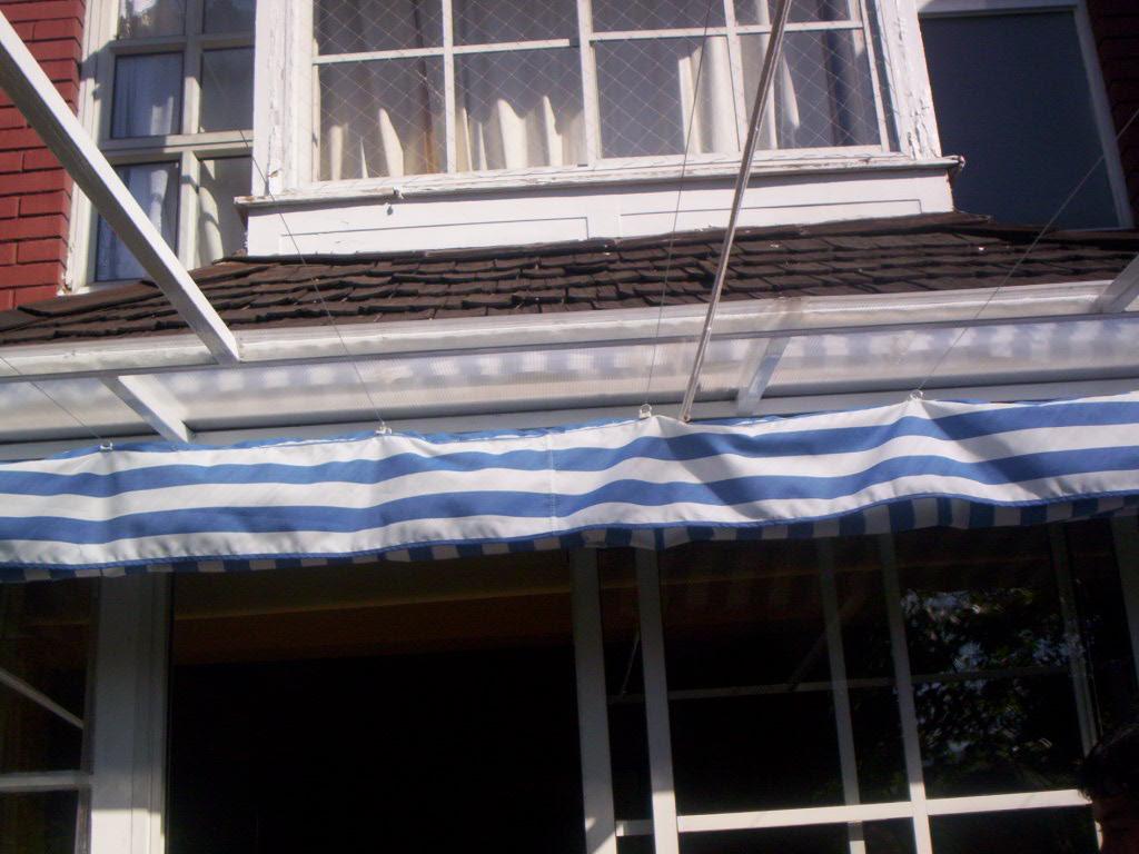 Estructuras para terrazas toldos y cojines - Estructuras para terrazas ...