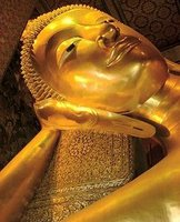 Wat Pho Temple and Massage, Bangkok