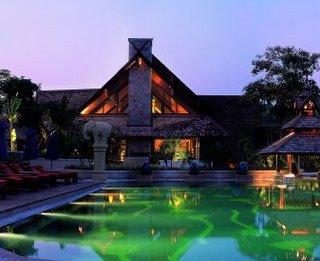 Anantara Resort And Spa Chiang Rai Northern Thailand