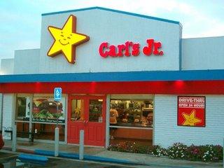Carl'sJr Vegetarian Fastfood