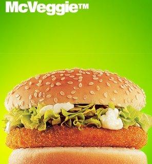 McVeggie Vegetarian Fastfood