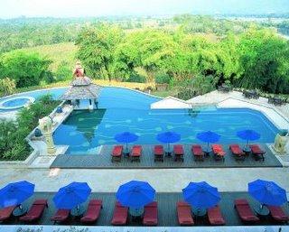 Pool Anantara Resort And Spa Chiang Rai Northern Thailand